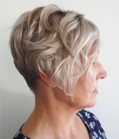 Trendy Pixie for Thin Hair