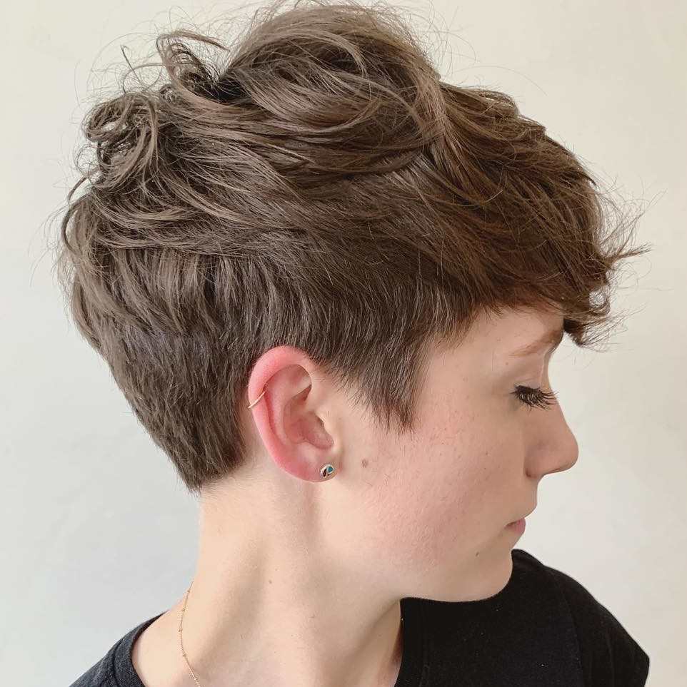 12 Short Hairstyles for Thick Hair (Trendy in 12-12) ⋆ Palau