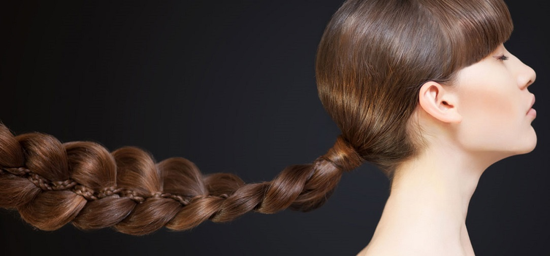 braiding hairstyle strengthens the hair