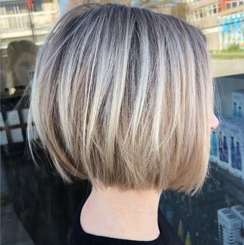 Best Straight Bob for Fine Hair
