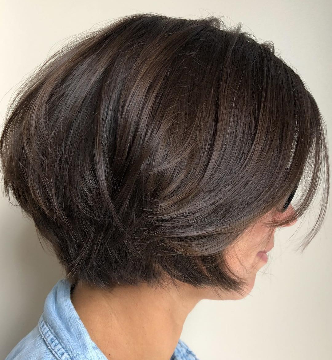 40 Short Hairstyles For Thick Hair Trendy In 2019 2020