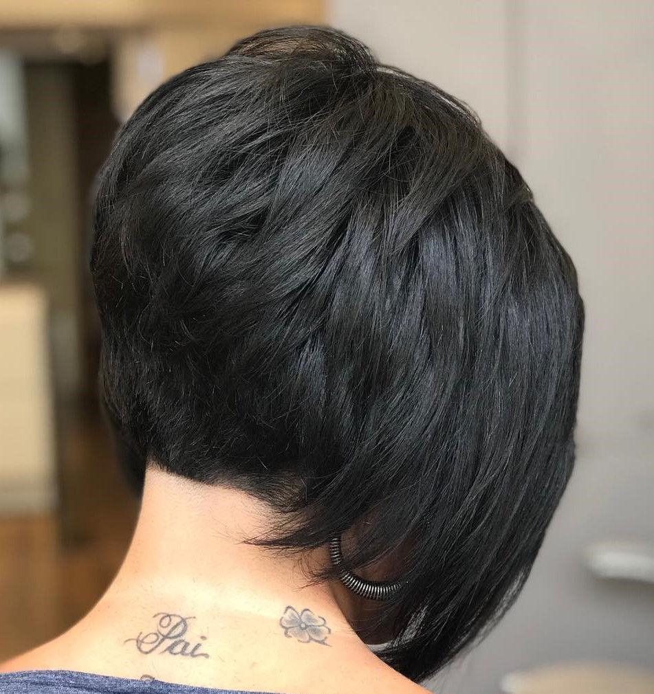 Pixie Bob with Angled Layers