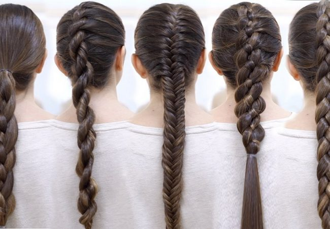 Do braids help your hair grow further?
