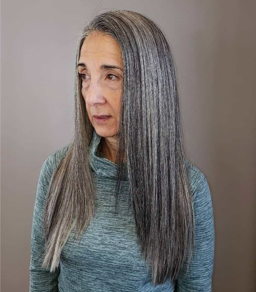 40 Modern Hairstyles For Women Over 50 Palau Oceans