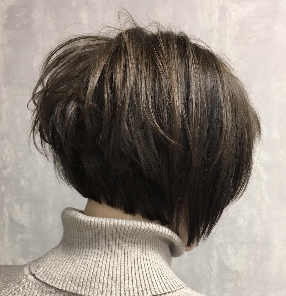 Google Image Result For Http Www Palauoceans Org Wp Content Uploads 39 Low Maintenance Bob With Short Hairstyles For Thick Hair Thick Hair Styles Hair Styles