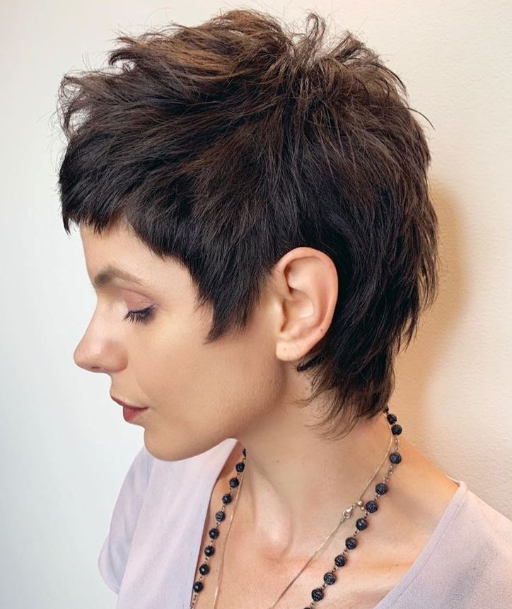 40 Short Hairstyles For Thick Hair Trendy In 2019 2020 Palau Oceans