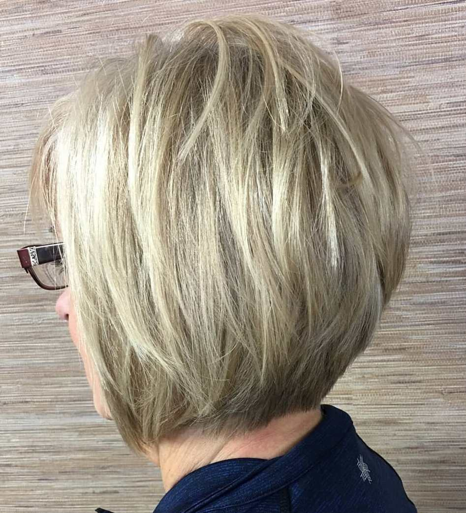 Chic Bob with Long Layers