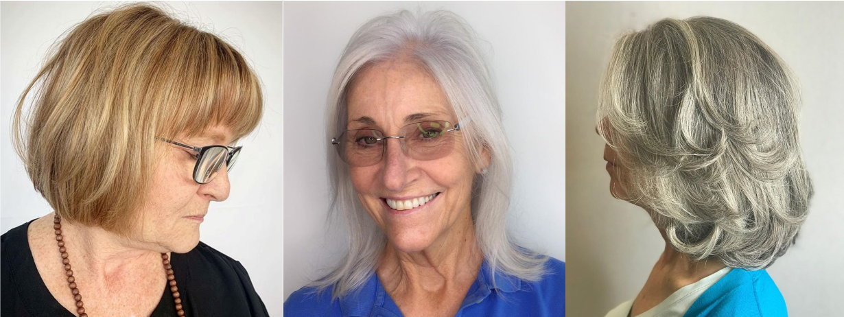 40 Must,See Hairstyles for Women Over 60 ⋆ Palau Oceans