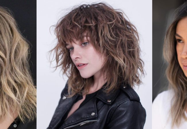 40 Medium Haircuts for Thick Hair to Take You from Cursed to Blessed!