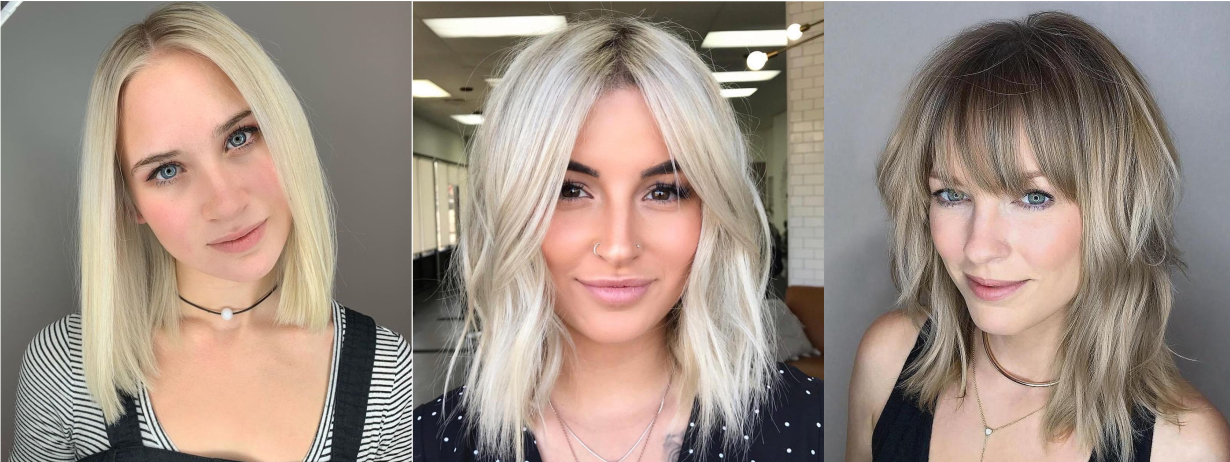 40 Medium Hairstyles For Thin Hair That Will Save Your Look