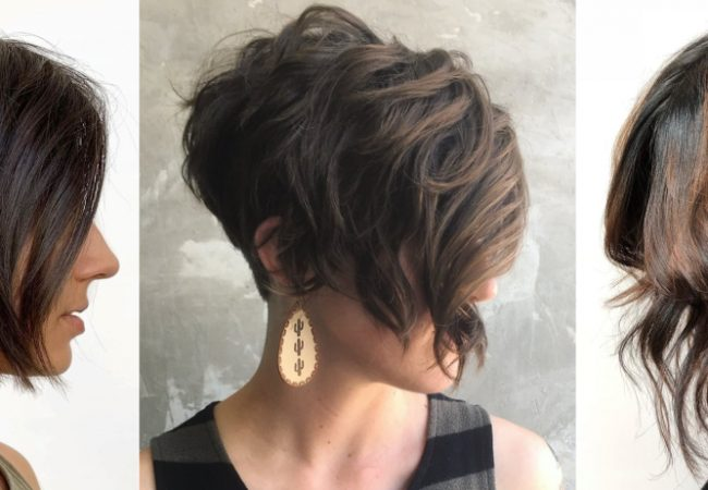 40 Short Haircuts for Thick Hair Looking Absolutely Stunning