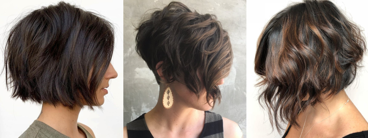 40 Short Hairstyles for Thick Hair (Trendy in 2019,2020