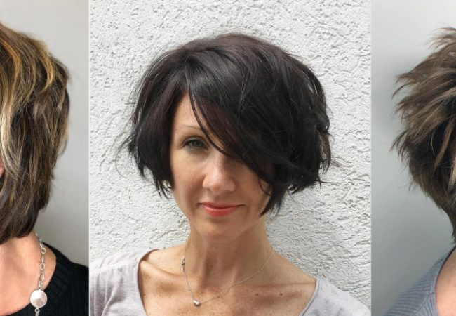 40 Best Short Hairstyles for Women Over 40